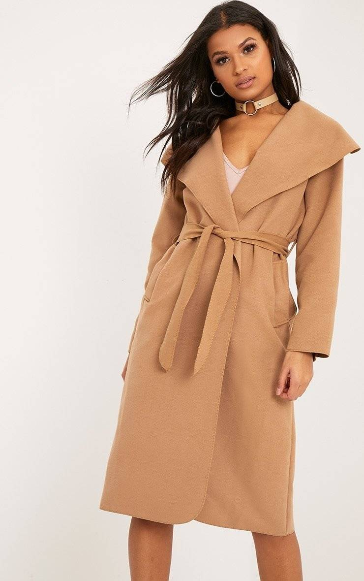 معطف متوسط الطول-14