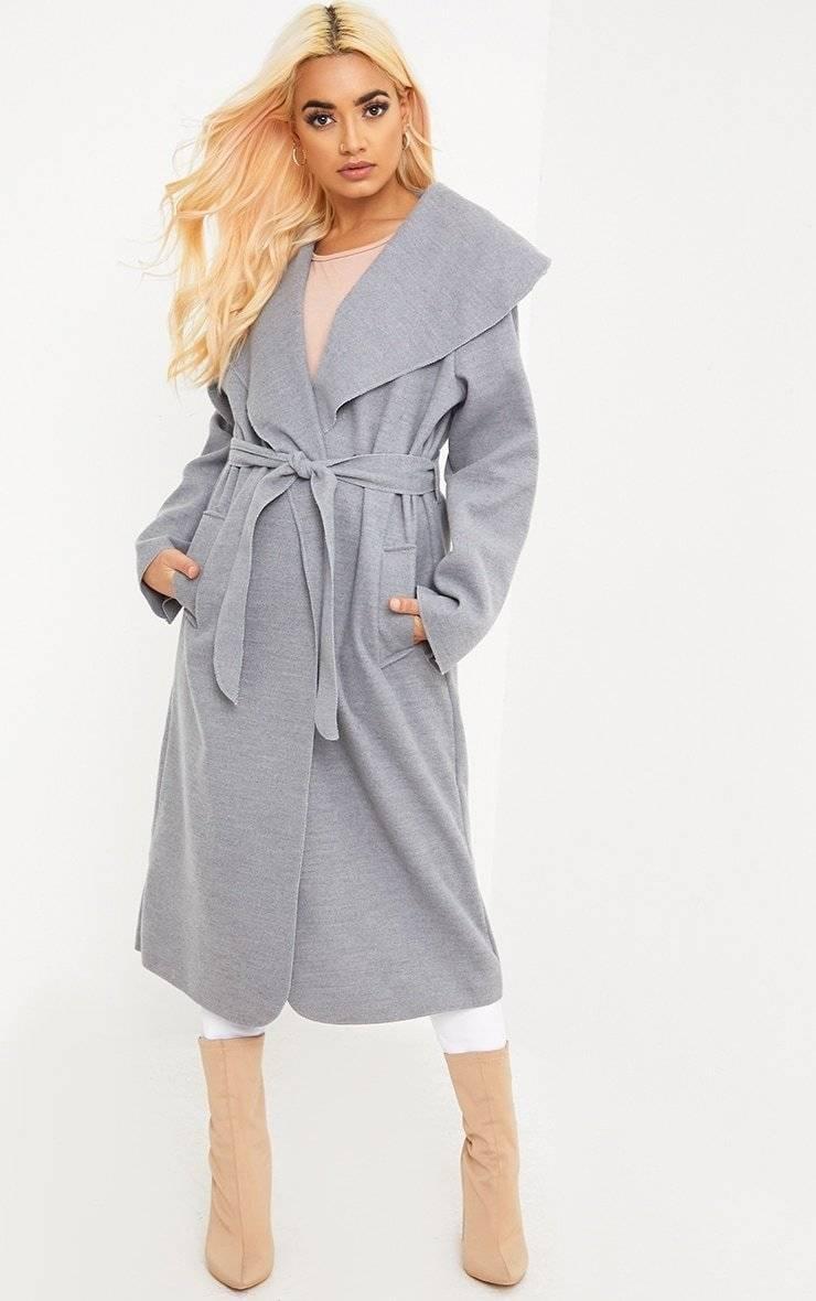 معطف متوسط الطول-19