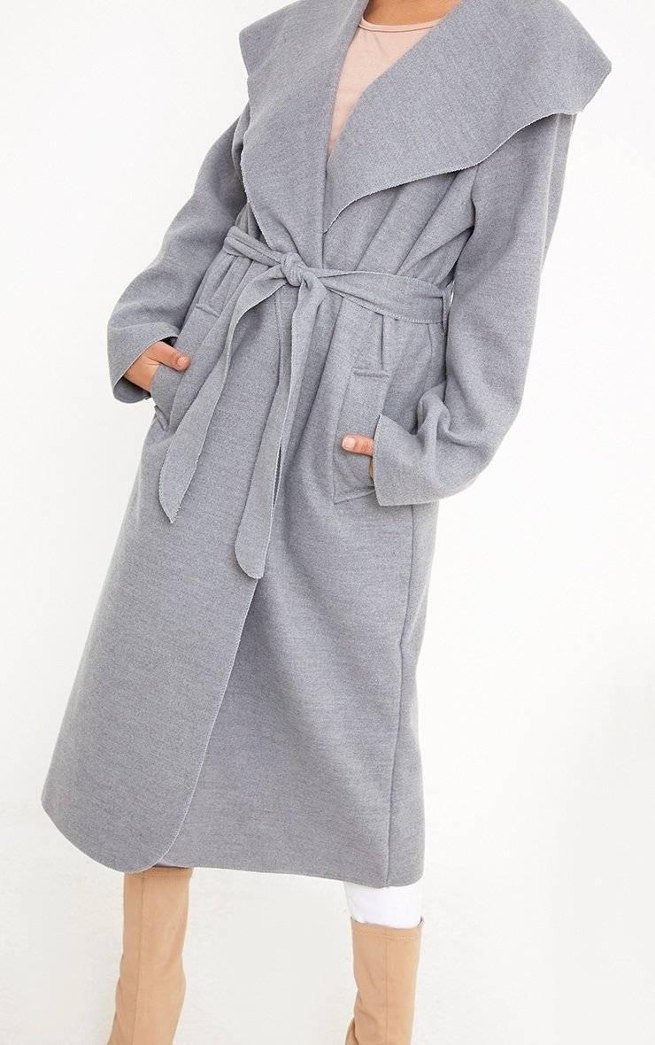 معطف متوسط الطول-20