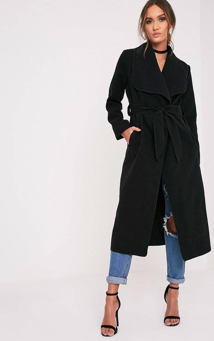 معطف متوسط الطول-6