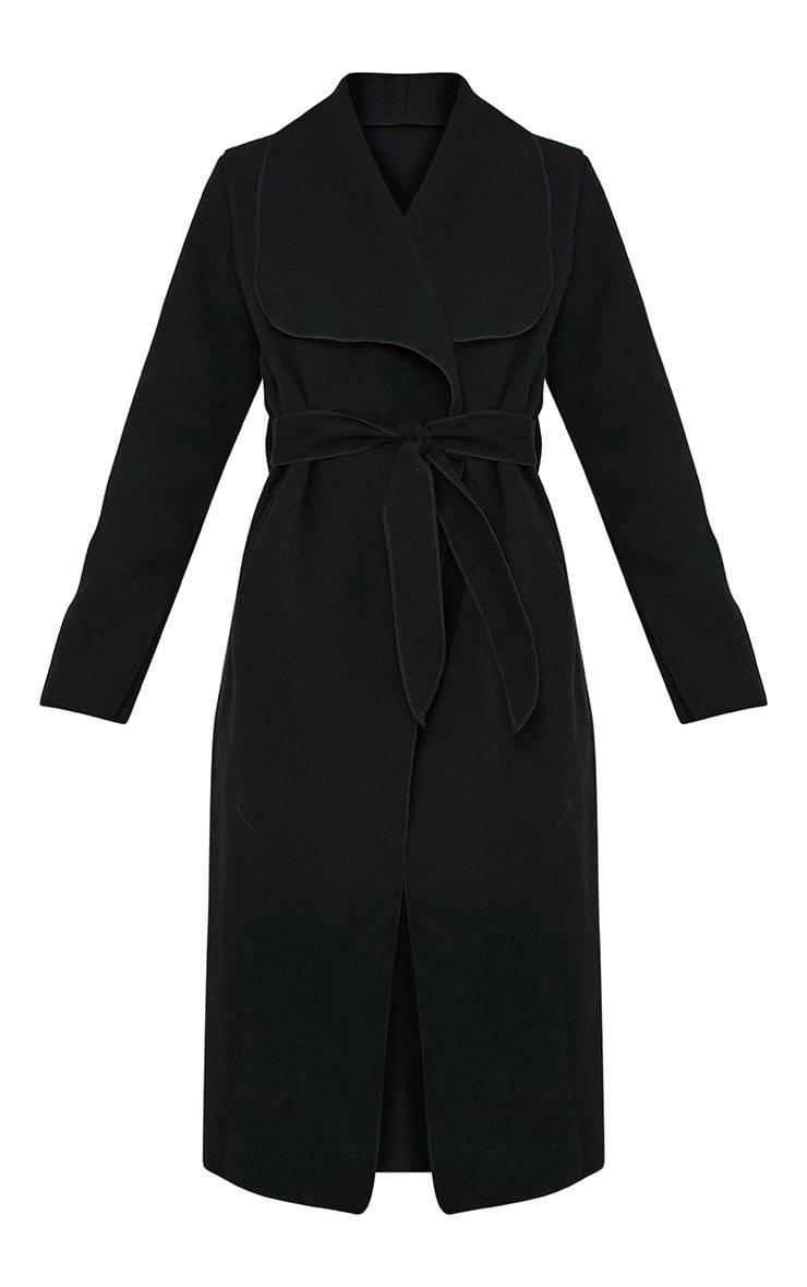 معطف متوسط الطول-7