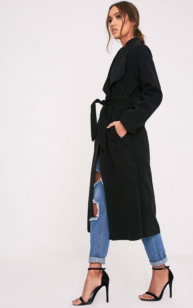 معطف متوسط الطول-9