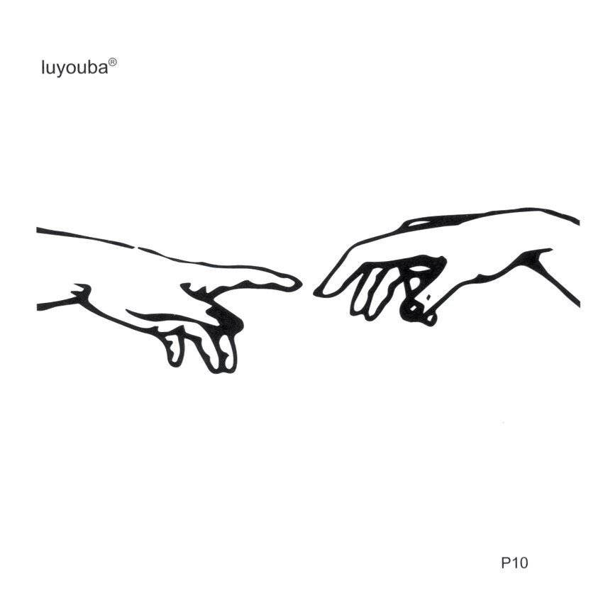 تاتو يد-1