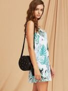 Round bag with elegant purses-9