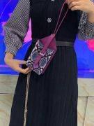 حقيبة جوال جلد ثعبان-11