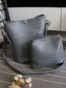 Large bag with a long belt-2