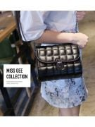 Shoulder Bag with Chain-8