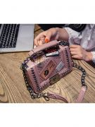 Small shoulder bag with chain-2