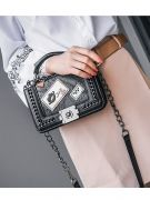 Small shoulder bag with chain-4