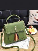 Green handbag-5