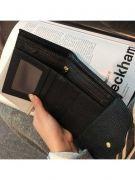 Black zipper purse for closure-5