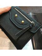 Black zipper purse for closure-6