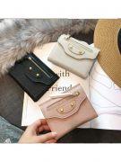Black zipper purse for closure-10