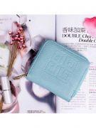 Pink purse with closure closure-3