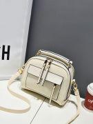 Shoulder bag with long hand-4