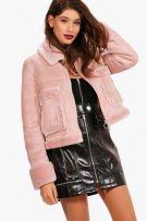 Women's Pink Jacket-3