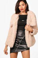 Pink Fur Jacket-1