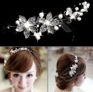 Hair accessories inlaid with crystal and lulu-1