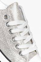Athletic shoe with ties-4