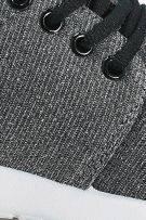 حذاء رياضي رمادي-4