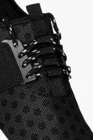 Women sport shoes dotted-8