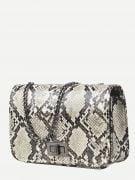 Small snake skin bag-1
