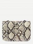 Small snake skin bag-5