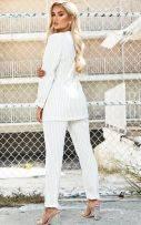 White blazer jacket-5