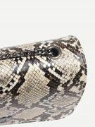 Small snake skin bag-6