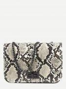 Small snake skin bag-2