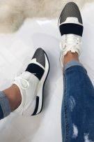 Sneaker pila white mesh-2