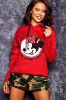 Disney Mickey Mouse Hoodie-2