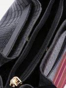 Black handbag-4