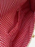 Shoulder bag of woven grass-4