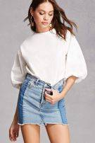 Stylish white blouse-2