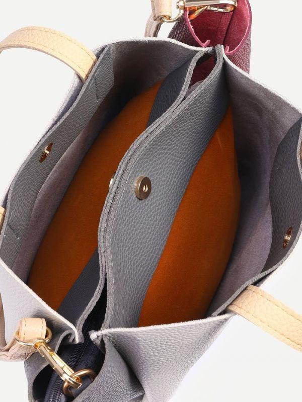 Harem & Vibe bag large belt