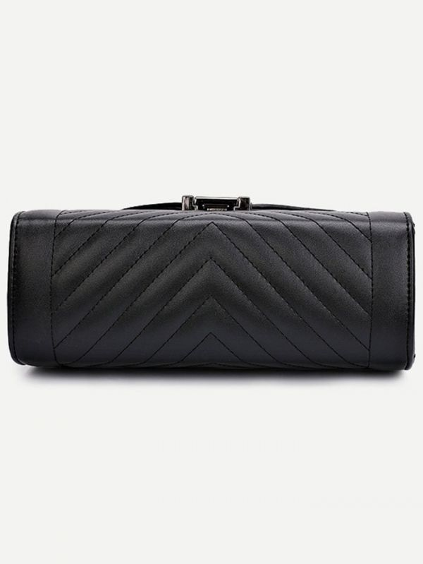 Black Top Secret Bag