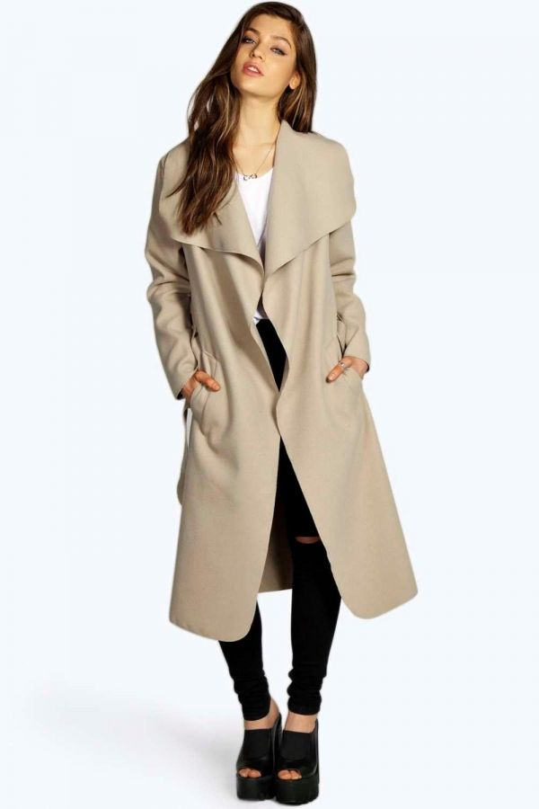 Medium length jacket