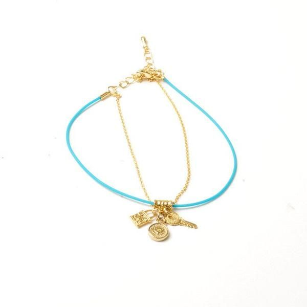 Anklet Comments Lock and key