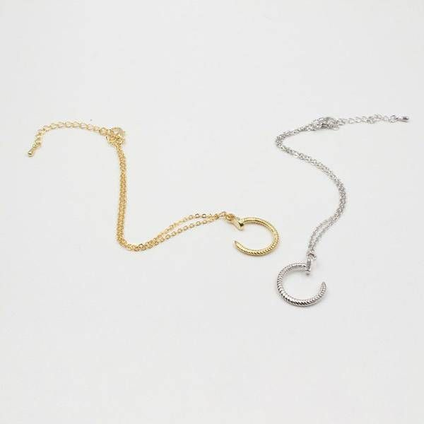 Anklet round nail