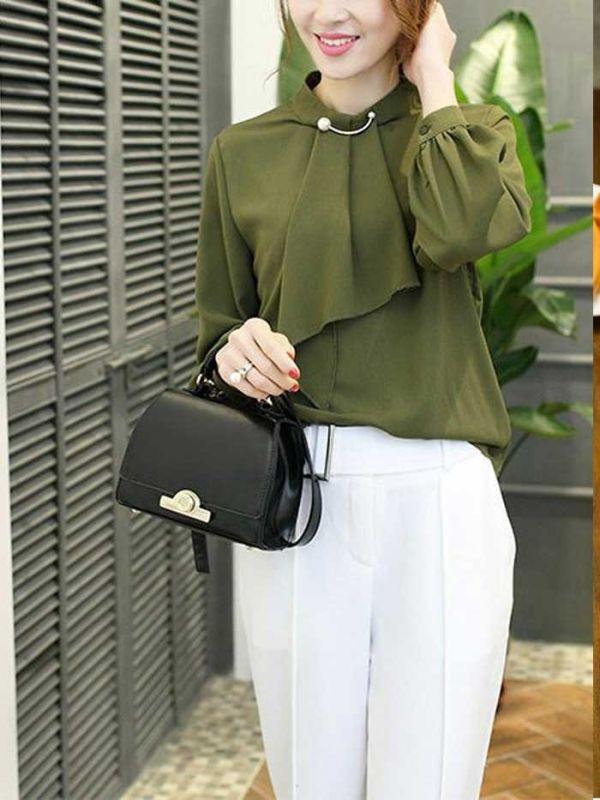 حقيبة يد سوداء
