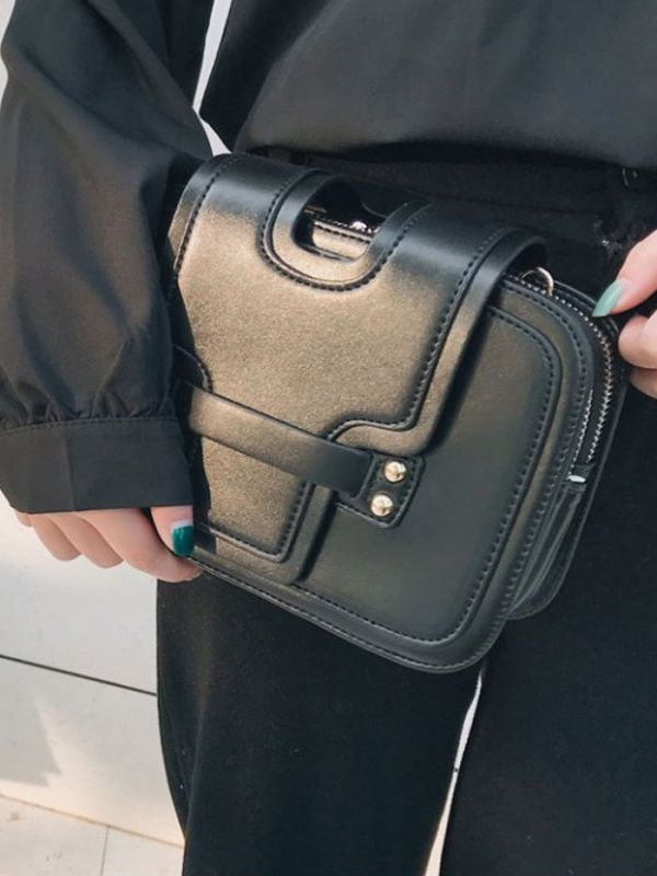 A distinct handbag