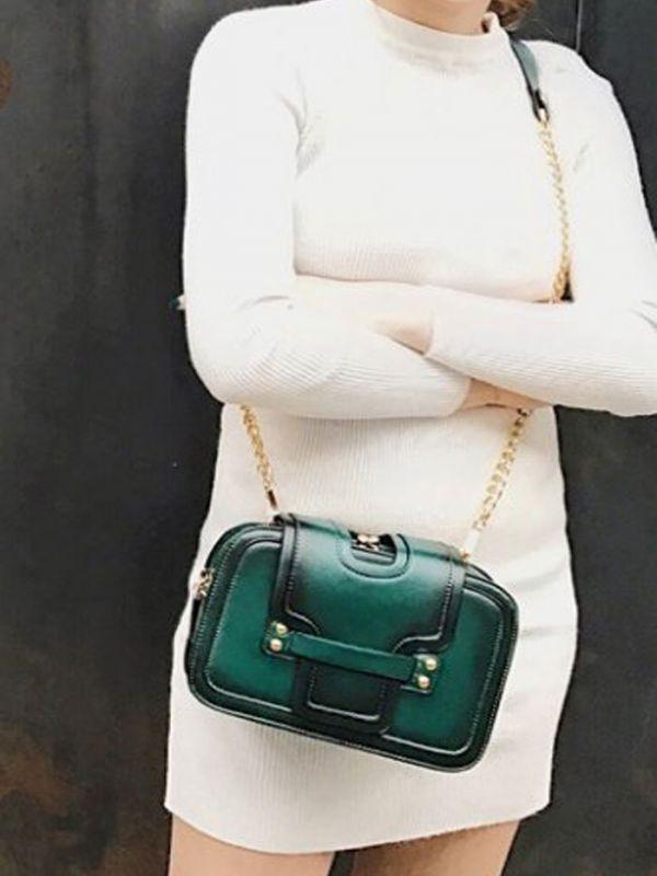 A distinct handbag