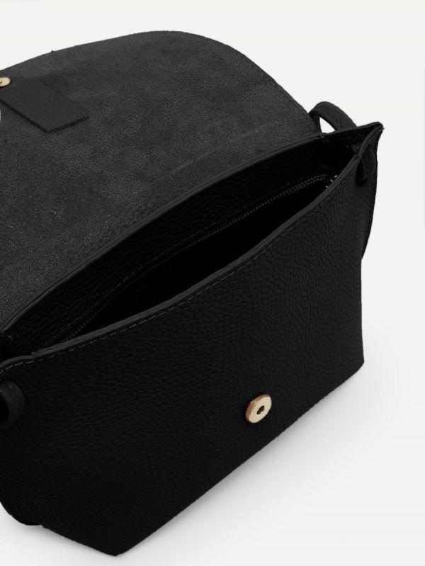 A black roze bag