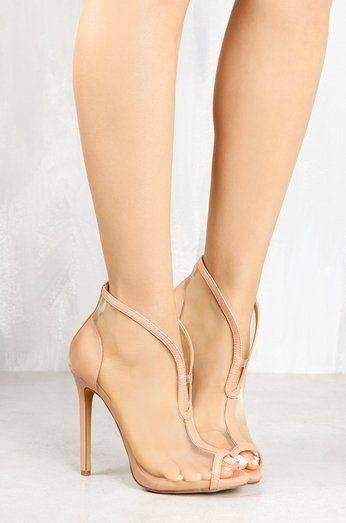 حذاء شير ليجيند باللون البيج-1