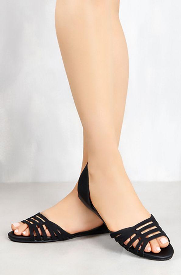 حذاء سبرينج هوريزون باللون الأسود