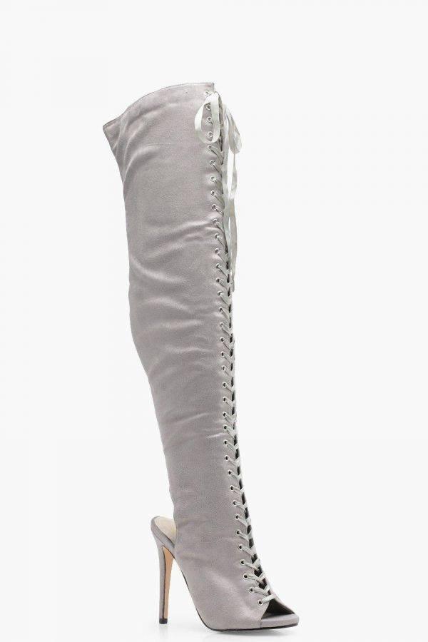 Shoe High Heel Boot