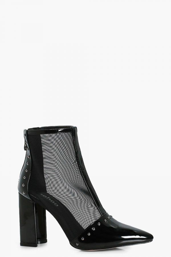 High Heel Boot Heel Shoes