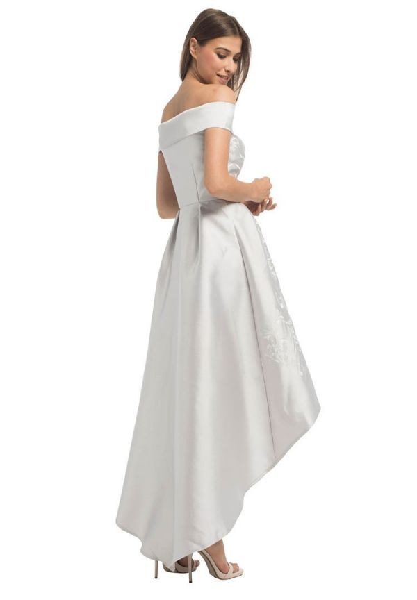 The Royal Midi Dress