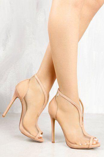 حذاء شير ليجيند باللون البيج-2